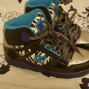 DC Shoes *sneakers high tops